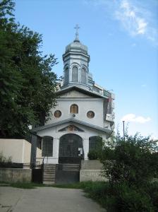 Biserica Apostol din Tabaci